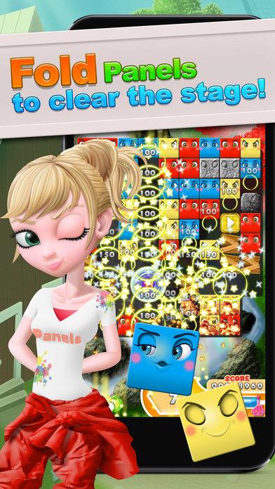Panels - PuzzleGameのスクリーンショット_2
