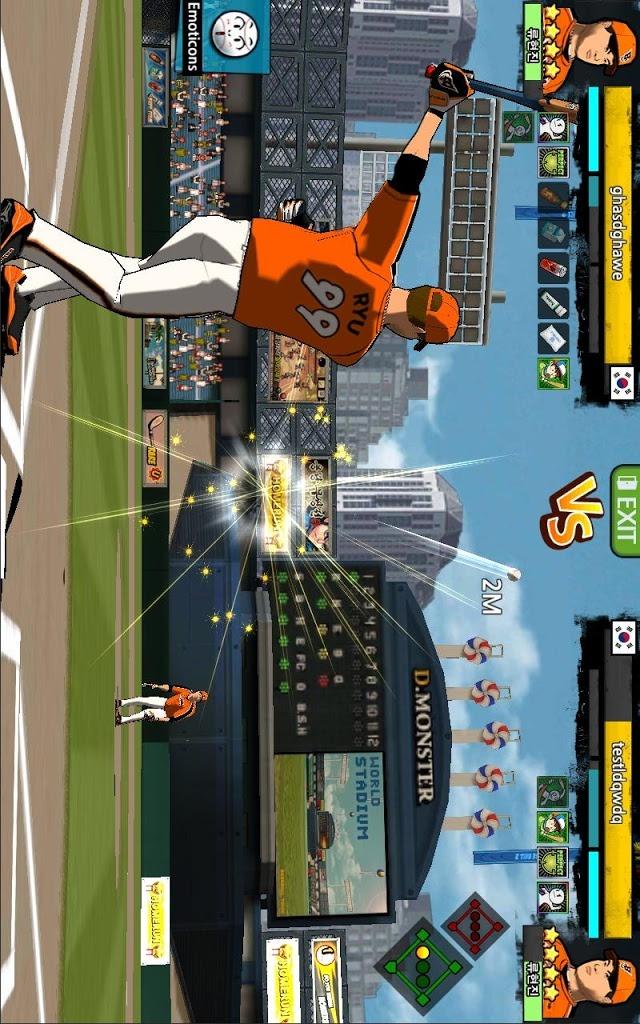 フリースタイル野球2のスクリーンショット_4