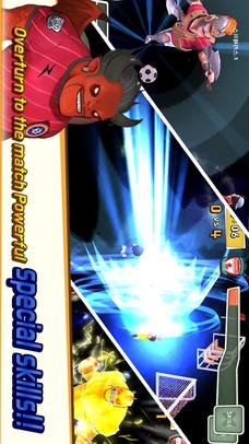 MonsterSoccer:BattleLeagueのスクリーンショット_2