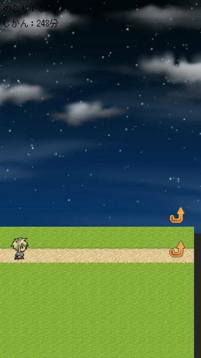 激走勇者 - シンプル・簡単なワンタップ無料アクション ゲームのスクリーンショット_3