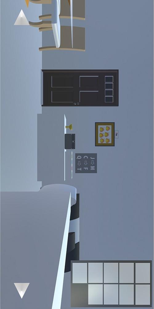 脱出ゲーム 白い部屋 Room Escape -white-のスクリーンショット_2