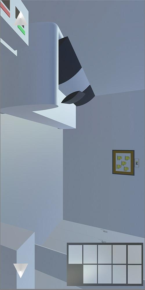 脱出ゲーム 白い部屋 Room Escape -white-のスクリーンショット_3