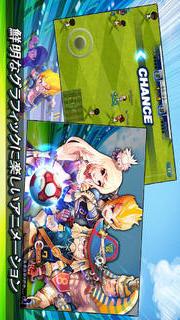サッカースーパースターズ2012のスクリーンショット_3