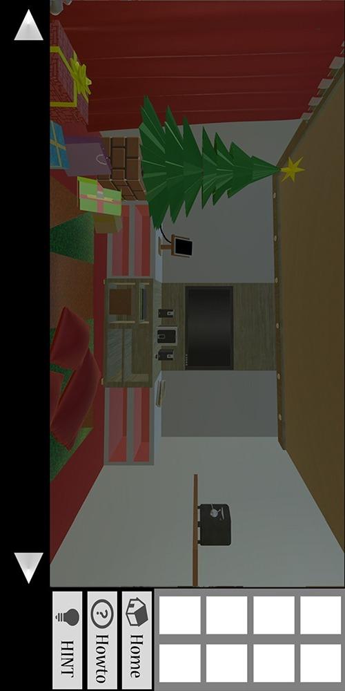 脱出ゲーム メリクリのスクリーンショット_2