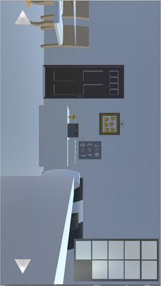 脱出ゲーム 白い部屋 Room Escape -white room-のスクリーンショット_2