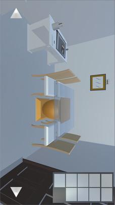 脱出ゲーム 白い部屋 Room Escape -white room-のスクリーンショット_4