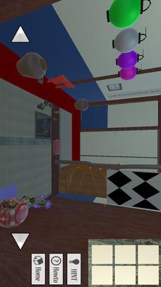 脱出ゲーム からくり屋敷からの脱出 Room Escapeのスクリーンショット_2