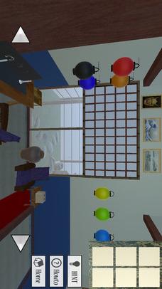 脱出ゲーム からくり屋敷からの脱出 Room Escapeのスクリーンショット_3