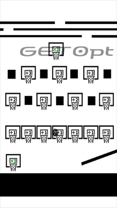 【懸賞】BASKETBALL -バスケットボール-のスクリーンショット_3