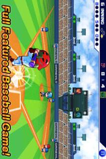 Baseball Superstars® 2011.のスクリーンショット_1