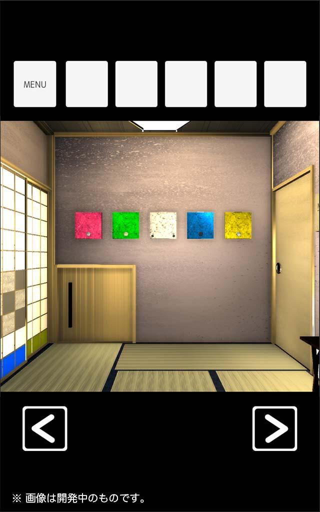 脱出ゲーム 茶室のスクリーンショット_3