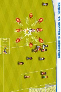 Soccer Superstars® 2011.のスクリーンショット_1