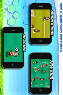Soccer Superstars® 2011.のスクリーンショット_5