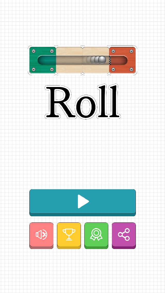 頭が良くなるスライドパズル Rollのスクリーンショット_4