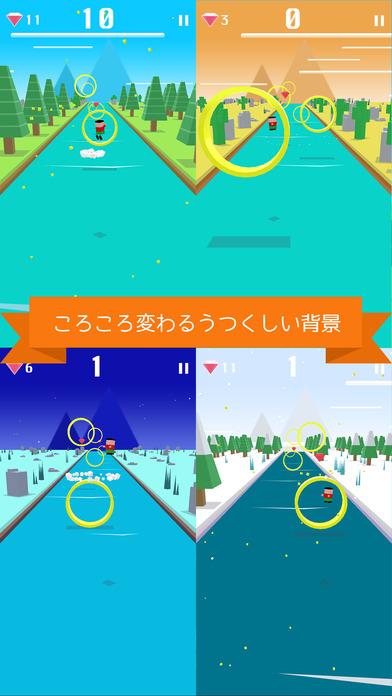 KICK - 宙蹴りジャンプを極めろ!のスクリーンショット_3
