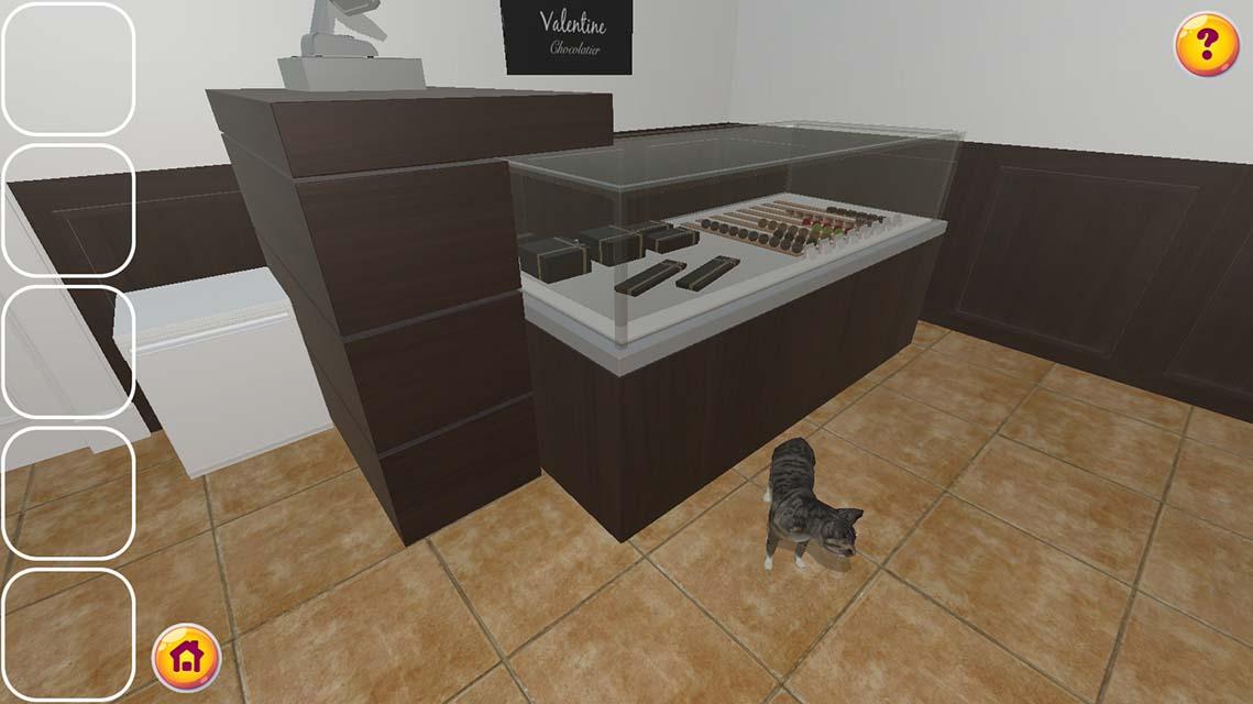 脱出ゲーム VR ショコラティエのスクリーンショット_2