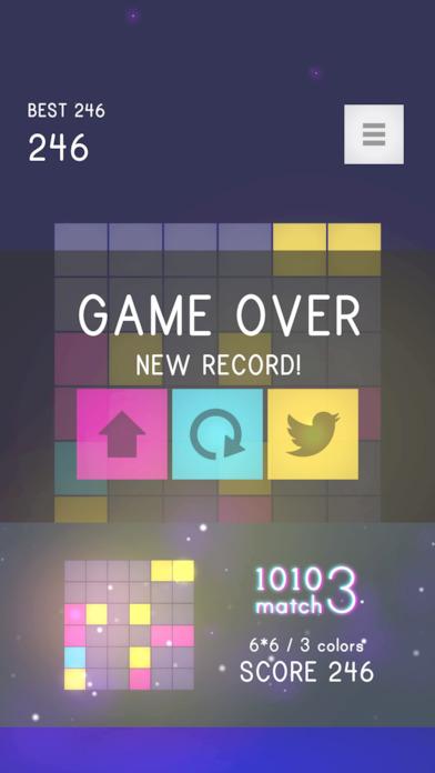 1010match3 - 有名なのに新しいパズルのスクリーンショット_4