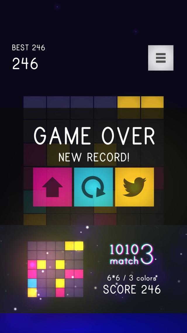 1010がマッチ3に!1010match3のスクリーンショット_4