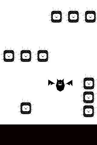 イライラ棒的コウモリのスクリーンショット_4
