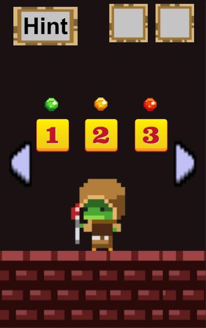 ミニミニ脱出ゲーム!~PixelEscapeのスクリーンショット_2