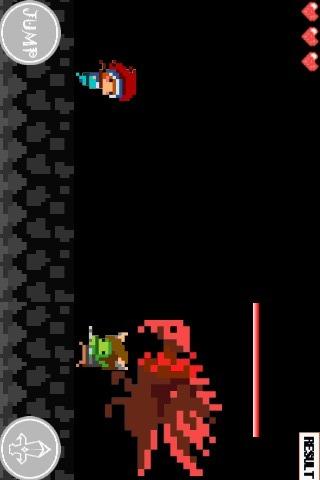 Super !横スクロールRunゲーム!PixelBoyのスクリーンショット_1