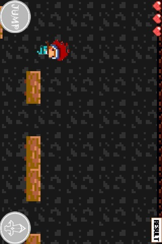 Super !横スクロールRunゲーム!PixelBoyのスクリーンショット_5