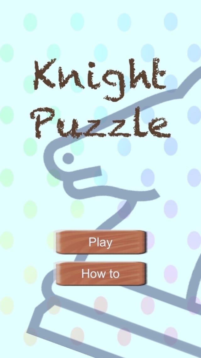 Knight Puzzleのスクリーンショット_1