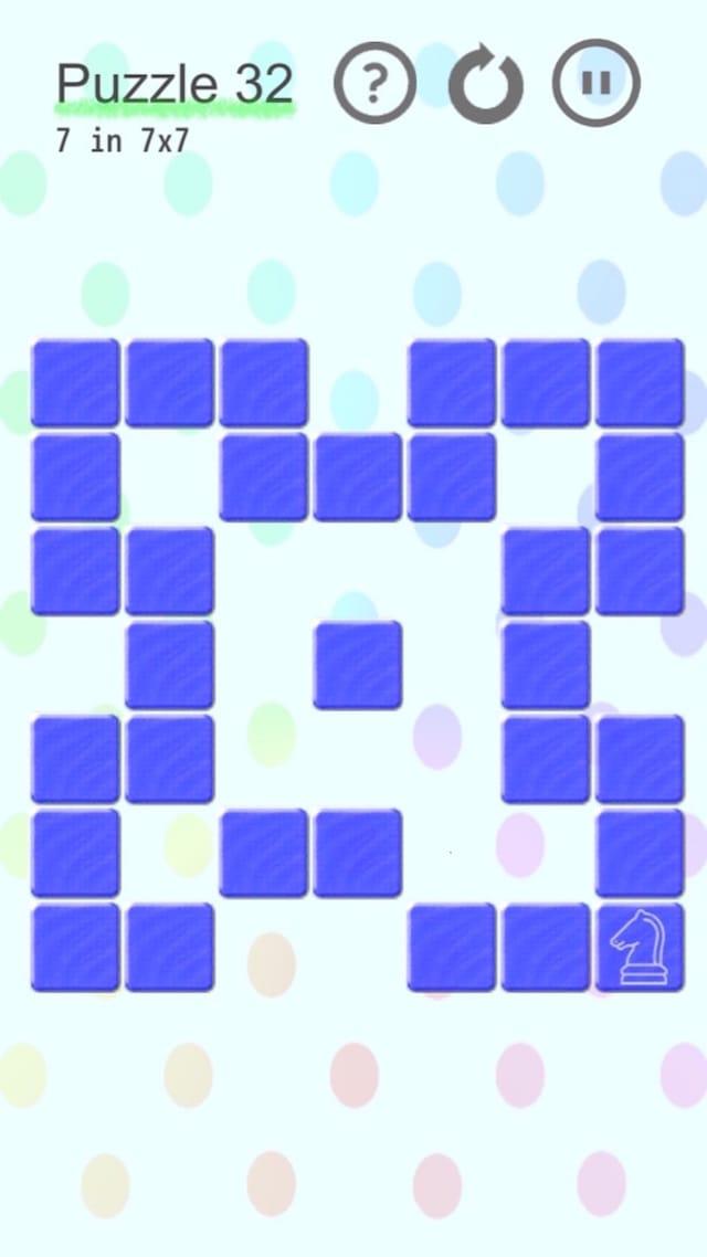 Knight Puzzleのスクリーンショット_4