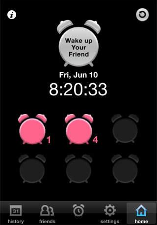 alarm everyoneのスクリーンショット_1