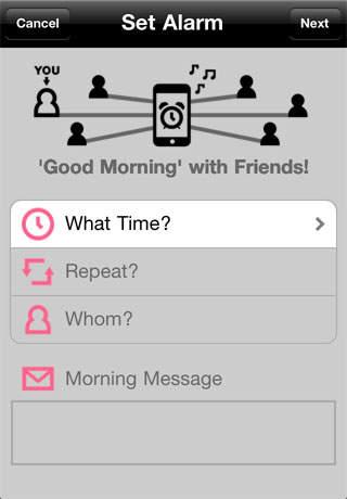 alarm everyoneのスクリーンショット_4