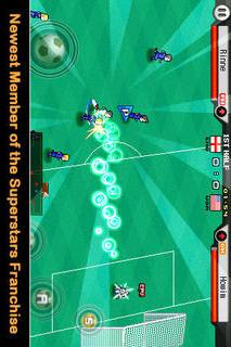 Soccer Superstars® Liteのスクリーンショット_1