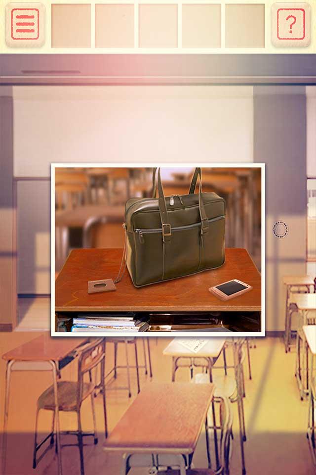 脱出ゲーム 卒業 〜最後の教室〜のスクリーンショット_3