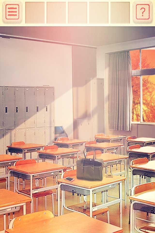 脱出ゲーム 卒業 〜最後の教室〜のスクリーンショット_4
