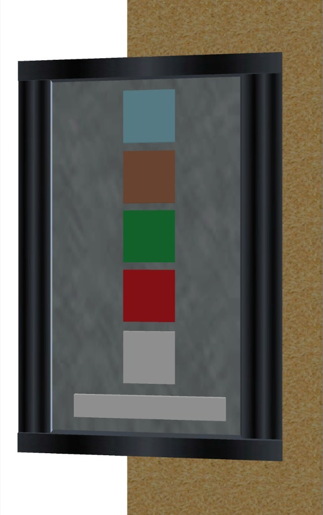 3D脱出ゲーム ~俺の部屋からのお出かけ~のスクリーンショット_2