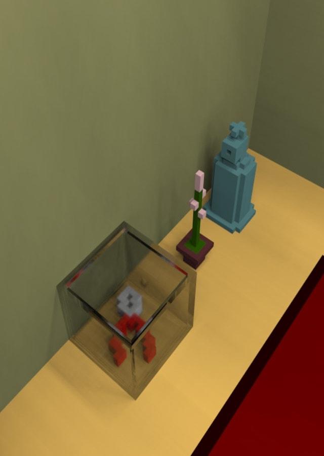 脱出ゲーム SQUARES ROOMのスクリーンショット_2