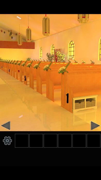 脱出ゲーム 結婚式場からの脱出のスクリーンショット_2