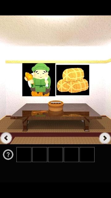 脱出ゲーム 米のスクリーンショット_1