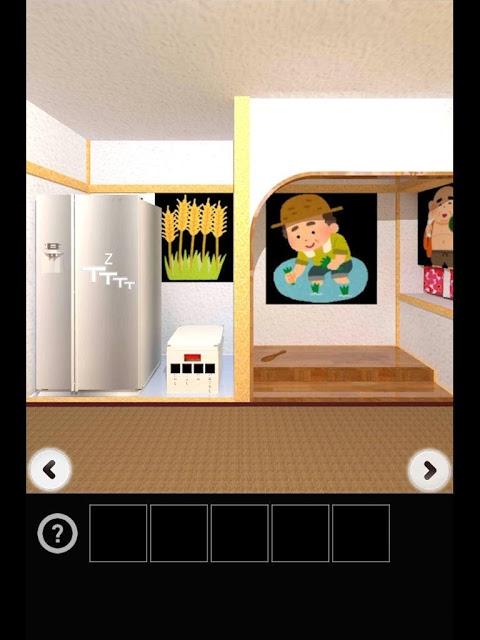 脱出ゲーム 米のスクリーンショット_4