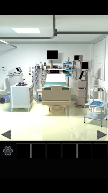 脱出ゲーム 集中治療室からの脱出のスクリーンショット_1