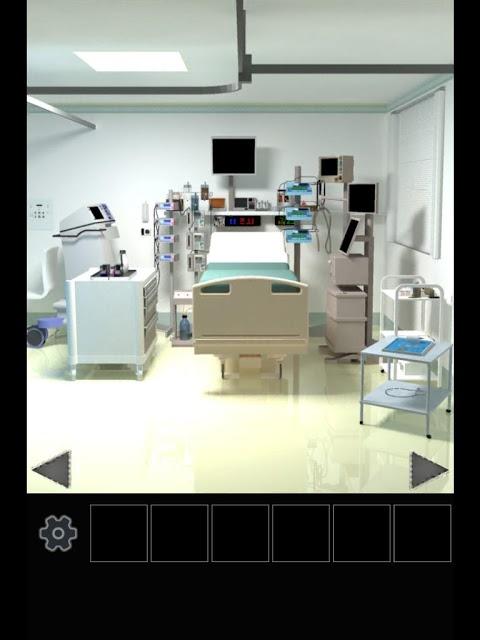 脱出ゲーム 集中治療室からの脱出のスクリーンショット_5