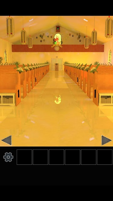 脱出ゲーム 結婚式場からの脱出のスクリーンショット_1