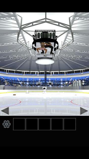 脱出ゲーム フィギュアスケート会場からの脱出のスクリーンショット_1