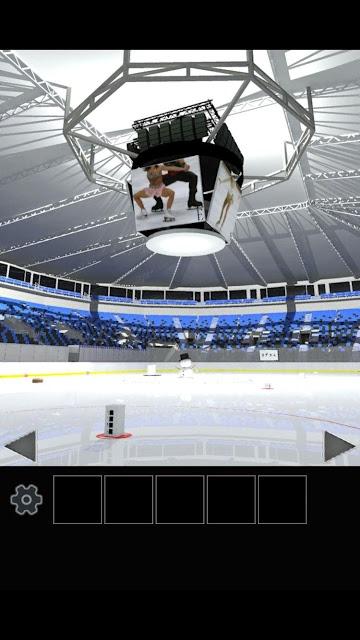 脱出ゲーム フィギュアスケート会場からの脱出のスクリーンショット_2