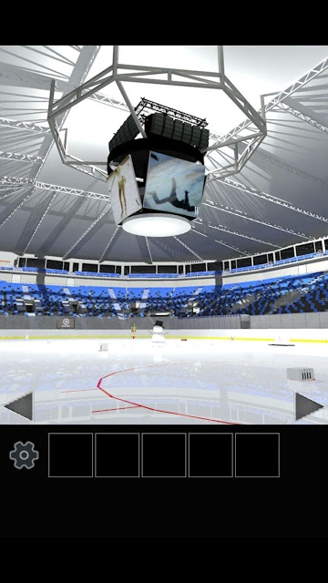 脱出ゲーム フィギュアスケート会場からの脱出のスクリーンショット_3