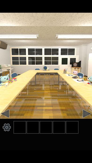 脱出ゲーム クマたちの生徒会室から脱出のスクリーンショット_3