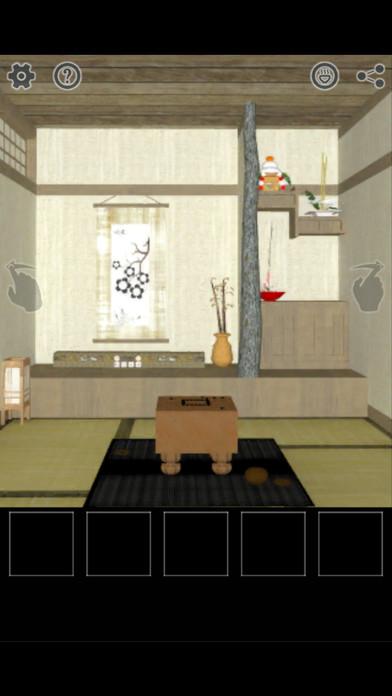 脱出ゲーム SamuraiRoomのスクリーンショット_3