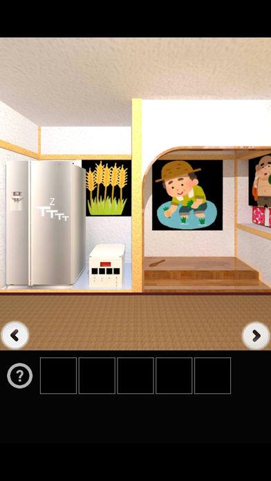 脱出ゲーム 米のスクリーンショット_2