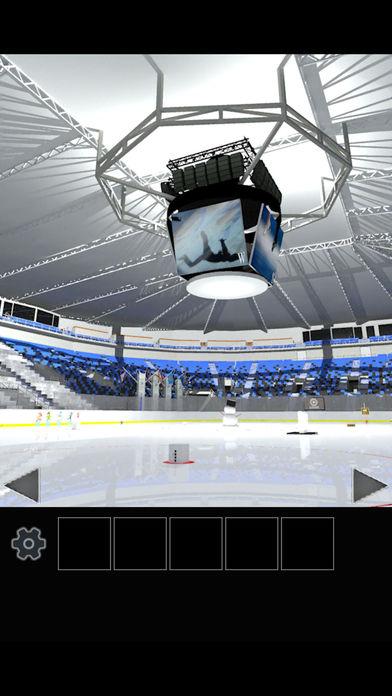 脱出ゲーム フィギュアスケート会場からの脱出のスクリーンショット_4