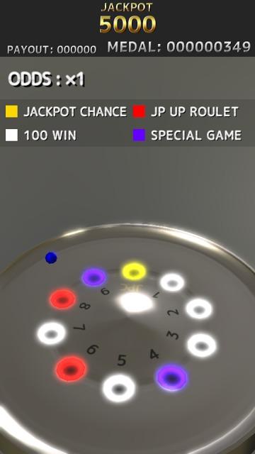 メダルゲーム Luminous Pusherのスクリーンショット_4