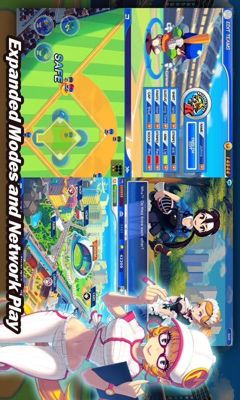 ベースボールスーパースターズ 2012のスクリーンショット_3
